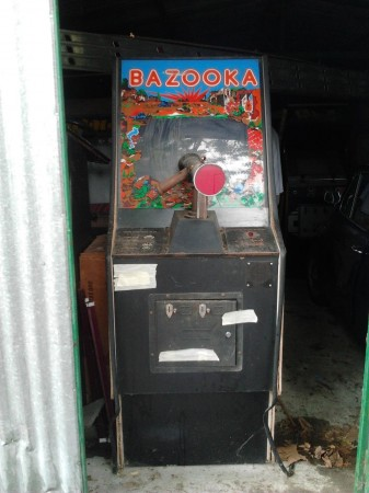 vernimark arcades - Bazooka