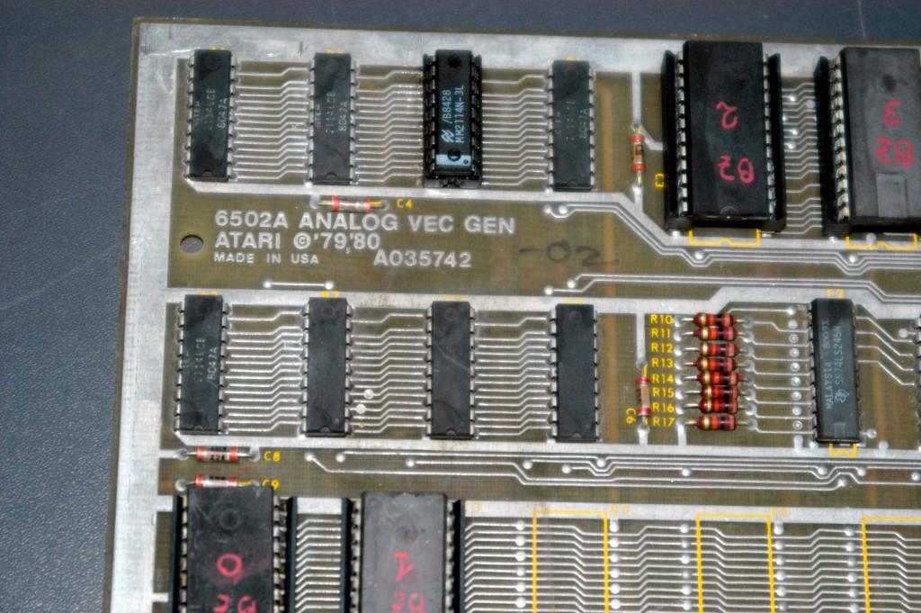 vernimark arcades - Atari Battlezone