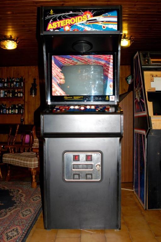 vernimark arcades - Asteroids