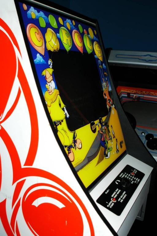 vernimark arcades - Exidy Circus