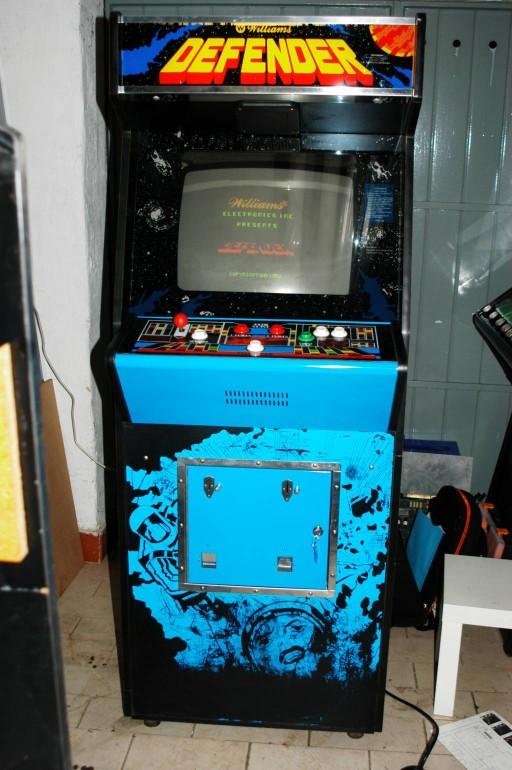 vernimark arcades - Williams / VGEG Defender