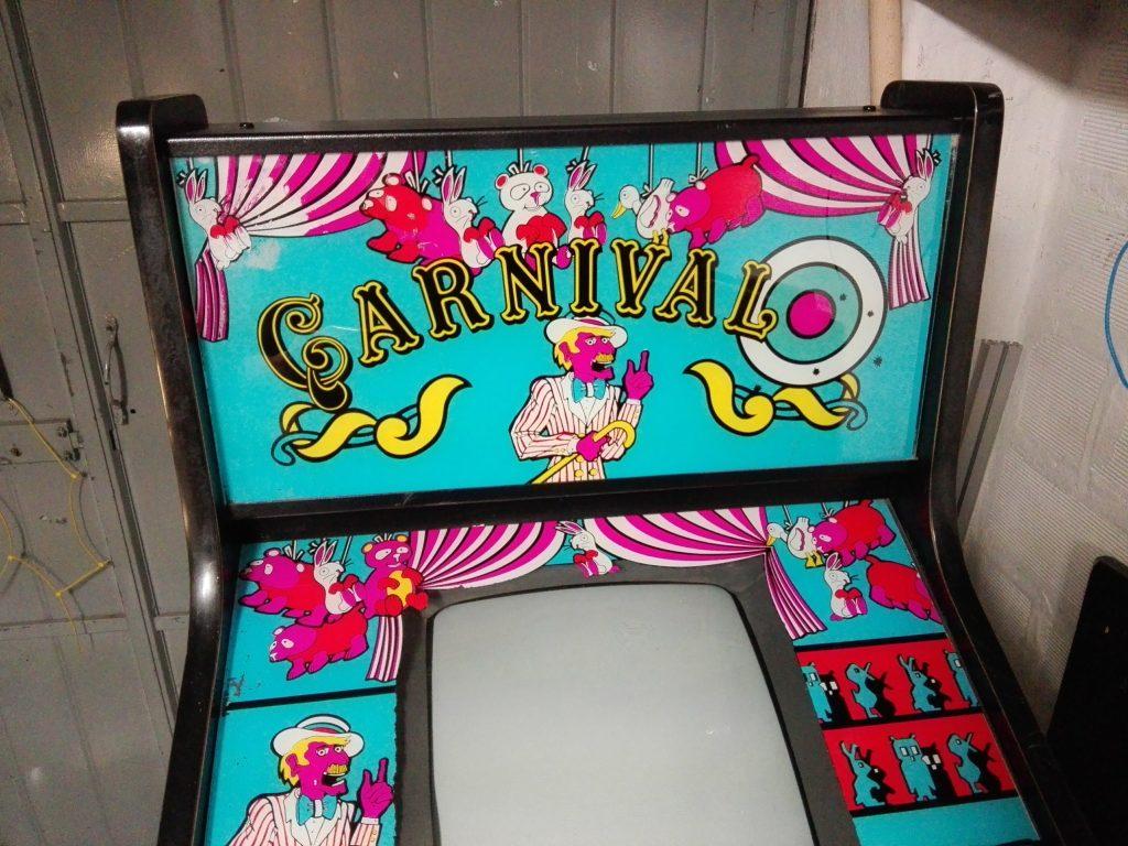 vernimark arcades - Sega Gremlin / AEA Carnival