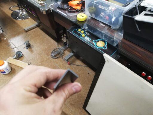 vernimark arcades - Atari Asteroids