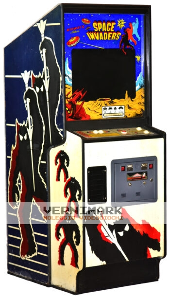 vernimark arcades - Midway Space Invaders up-right