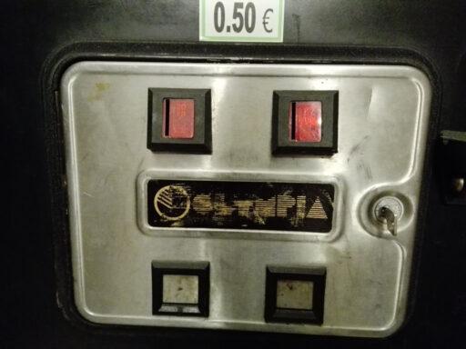 vernimark arcades - Olympia Caterpillar