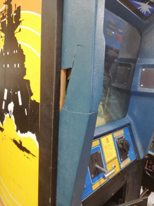 vernimark arcades - Atari Destroyer