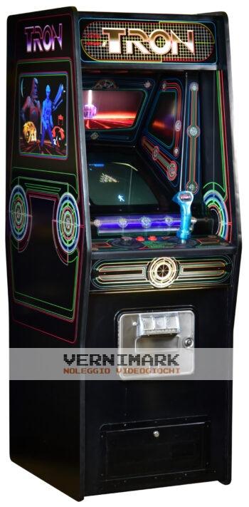vernimark - Tron - Midway Zaccaria