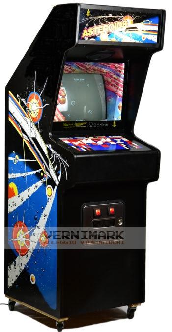 vernimark noleggio videogiochi arcade ASTEROIDS ATARI
