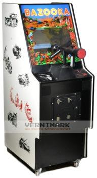 vernimark noleggio videogiochi arcade BAZOOKA
