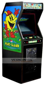 vernimark noleggio videogiochi arcade anni 80