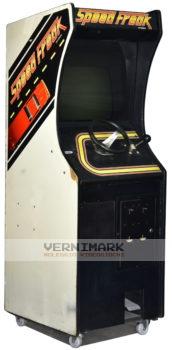 vernimark noleggio videogiochi arcade SPEED FREAK VECTORBEAM