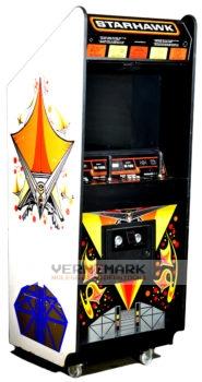 vernimark noleggio videogiochi arcade STARHAWK CINEMATRONICS
