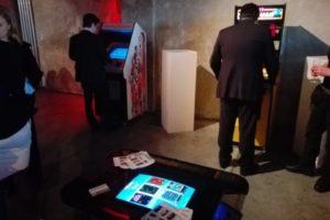 vernimark noleggio videogiochi arcade sprint 1