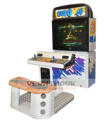 vernimark noleggio videogiochi arcade EURO40 multigame