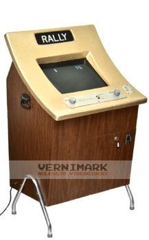 vernimark noleggio videogiochi arcade RALLY FOR-PLAY