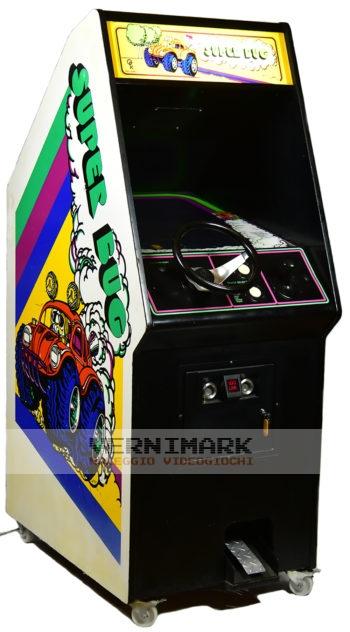 vernimark noleggio videogiochi arcade SUPER BUG ATARI/KEE