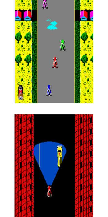 vernimark noleggio videogiochi arcade MONACO GP
