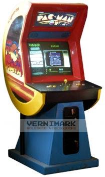 multi pac-man vernimark noleggio videogiochi anni 80