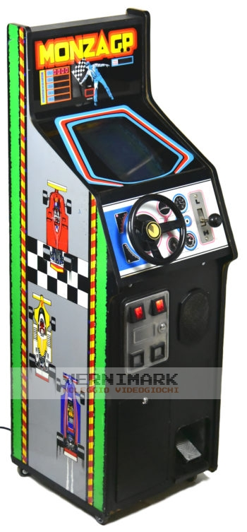 vernimark noleggio videogiochi arcade MONZA GP OLYMPIA