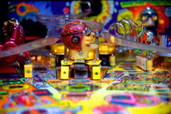 vernimark noleggio videogiochi flipper arcade PARTY ZONE