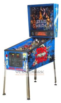 vernimark noleggio videogiochi flipper arcade STAR WARS