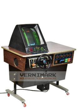 vernimark noleggio videogiochi arcade MONACO GP SEGA
