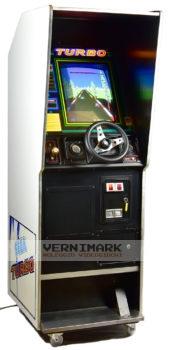 vernimark noleggio videogiochi arcade TURBO SEGA