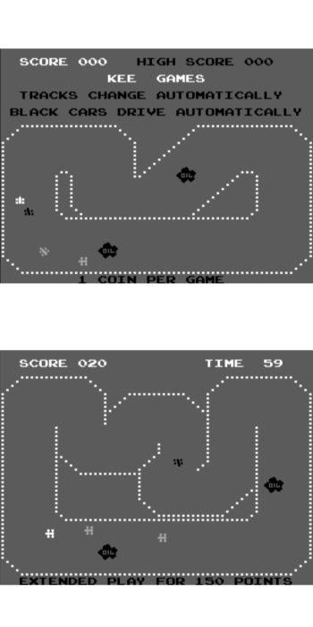 vernimark noleggio videogiochi arcade SPRINT ONE ATARI/KEE