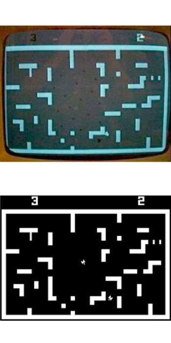 vernimark noleggio videogiochi arcade TANK ATARI/KEE