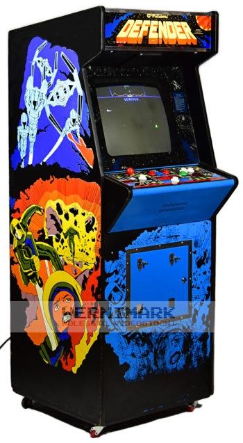 vernimark noleggio videogiochi arcade DEFENDER WILLIAMS