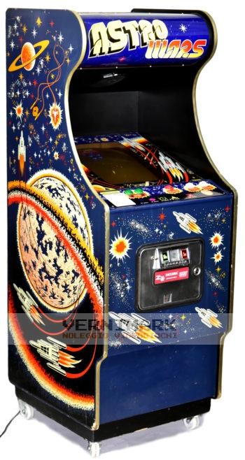 vernimark noleggio videogiochi arcade ASTRO WARS ZACCARIA