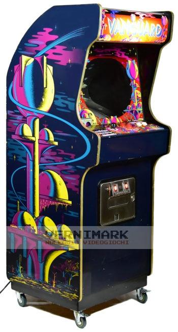vernimark noleggio videogiochi arcade VANGUARD ZACCARIA SNK